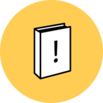 Zesty book cover icon